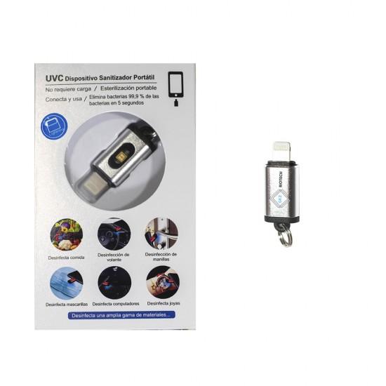 UVC LED Linterna Sanitizadora - Lightning