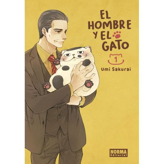 El hombre y el gato - Tomo 1 Edición Limitada + Postal Exclusiva