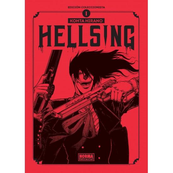 Hellsing (Edición Coleccionista) - Tomo 1